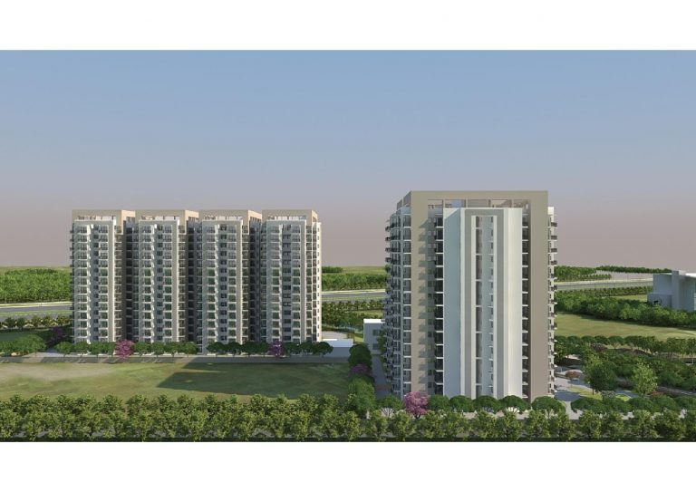 MRG WORLD The Ultimus sector 90 best affordable housing project