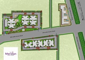 mrg world the meridian affordable housing gurgaon project plan